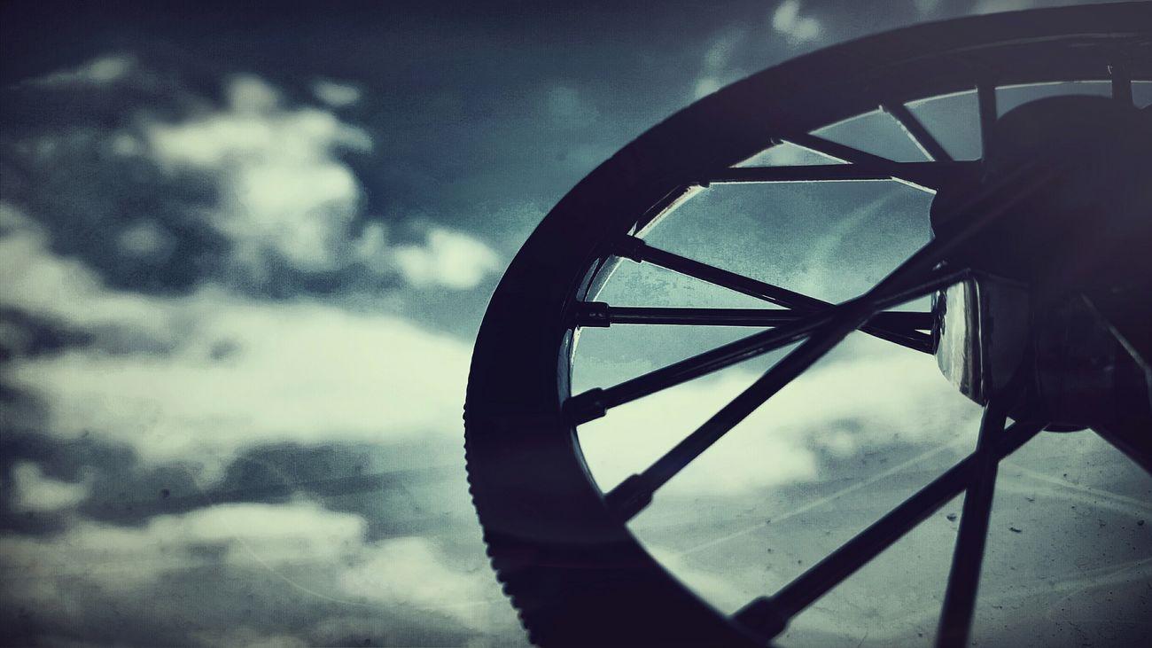 Tomeek Sad Day Sad Wheel Daydreaming First Eyeem Photo
