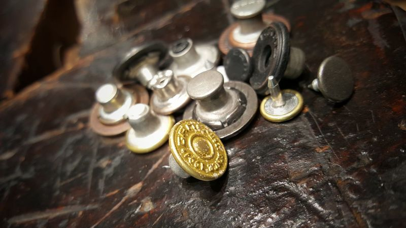 Antique Metal Fashion Old-fashioned No People Indoors  Close-up Bottons Jeans Jeans Company Jeanslover