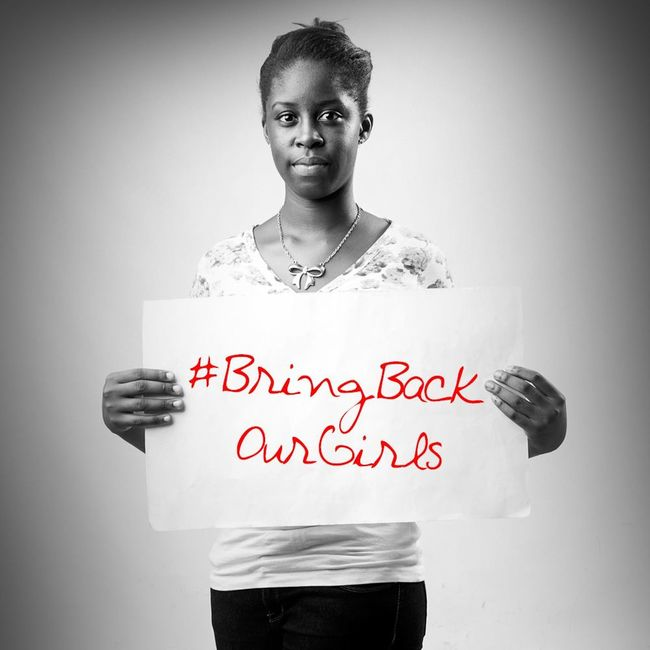 One can't imagine the agony that the parents of the girls that were kidnapped will be right now. What state of mind after their kids were taken away be terrorists. May God arise on all our behalfs and bring them back safe. Bringbackourgirls Thechibokgirls