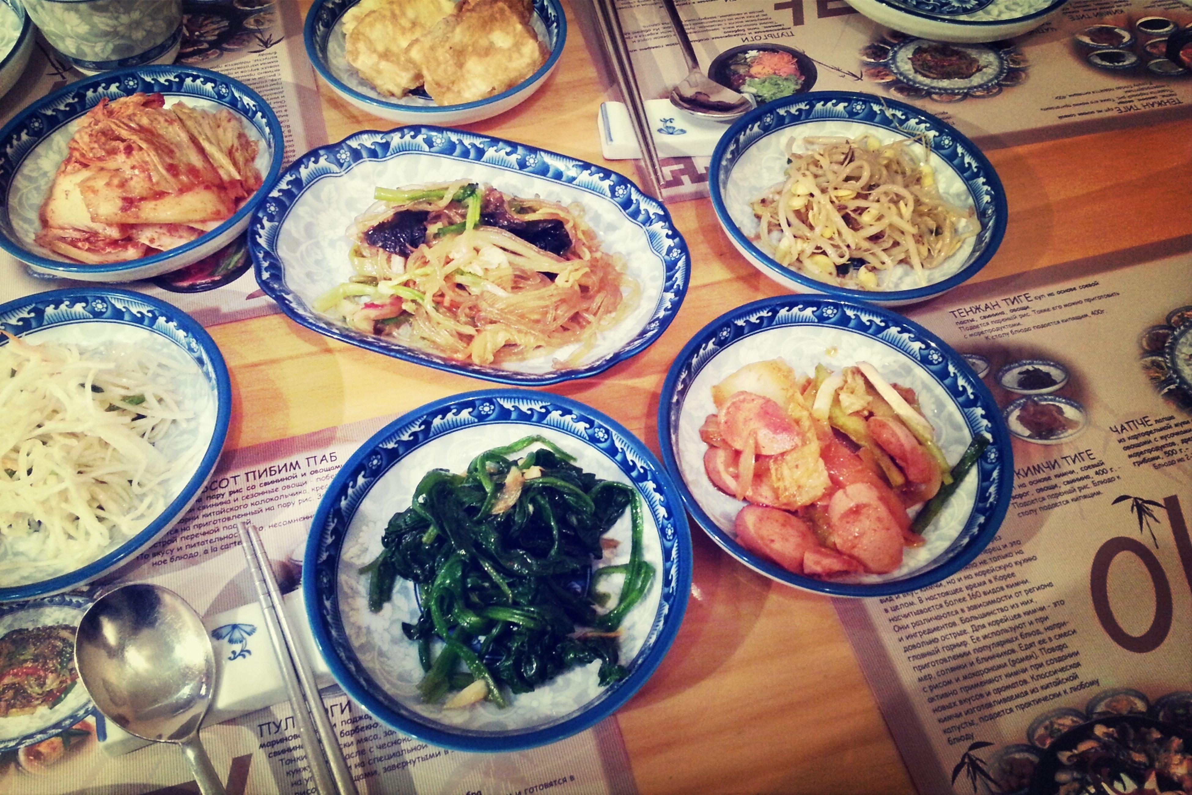Korea Food Delicious