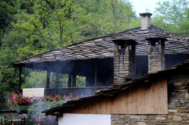 Ethnographic complex ETAR,Gabrovo Architecture Building Exterior Buildings Built Structure Bulgaria Day Exterior Famous Place Green Color History Outdoors Place Of Worship Tourism Tree Village Village Life Village Photography Village View Villages
