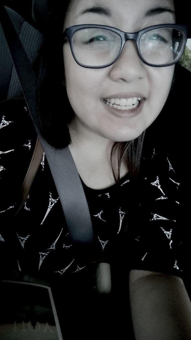 Not so bright selfie sunday
