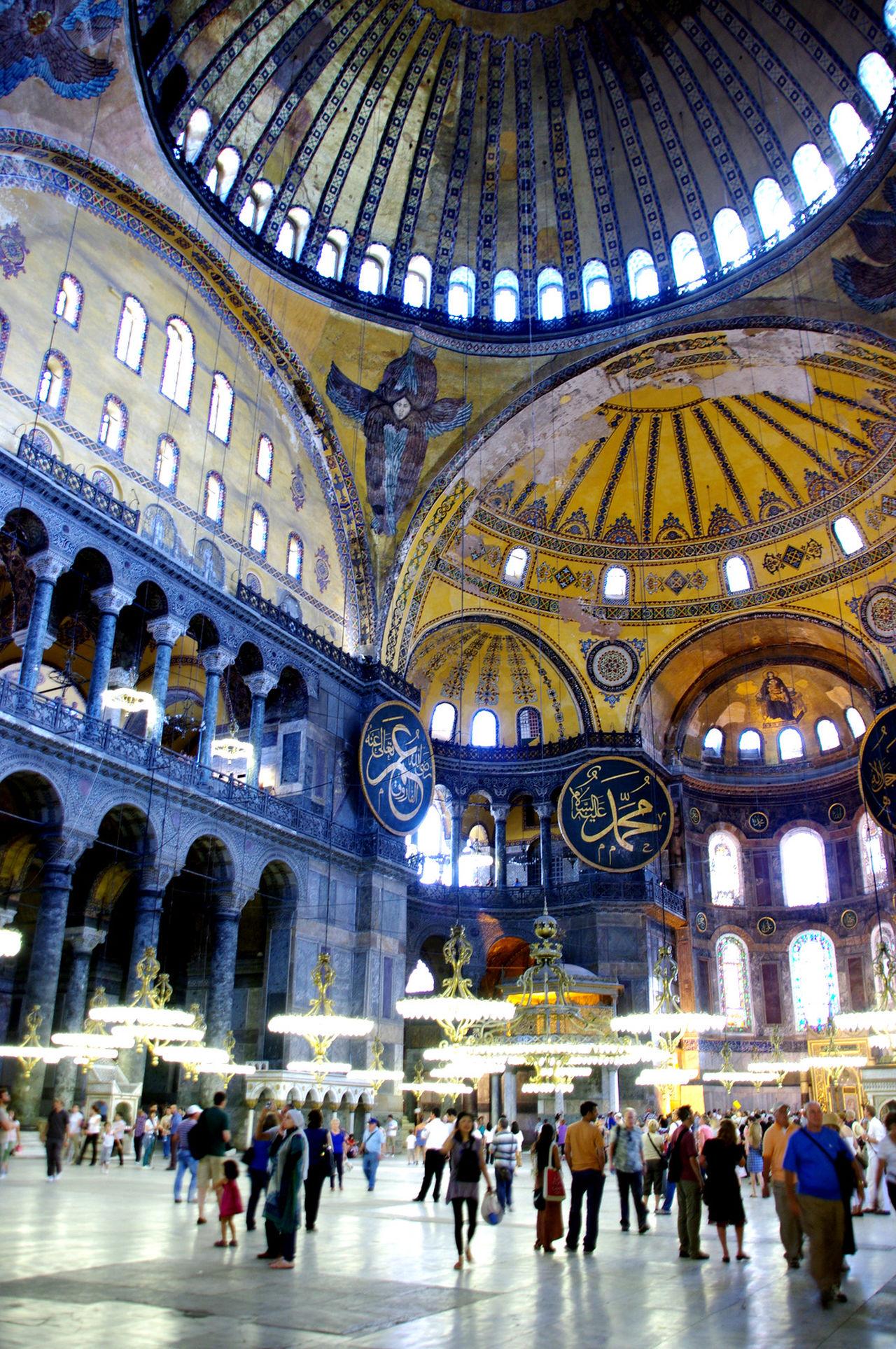 Flashback 2011 Ayasofya Ayasofya (Hagia Sophia) Ayasofyacamii Agia Sofia Pentax K20d Istanbul Istanbul Turkey Amazing View From Where I Stand Low Light Shot Masterpiece