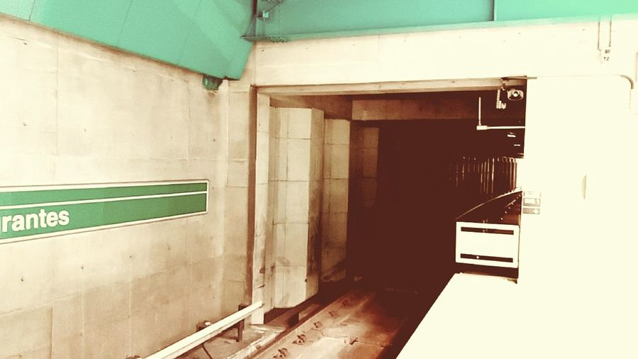 (Subway) Metro Santos-Imigrantes - Line 2 Green - Sao Paulo - Brazil Urban Geometry Urbanphotography Networks Photographylovers Photography Transport Photography Transportnetwork Picoftheday Sampa