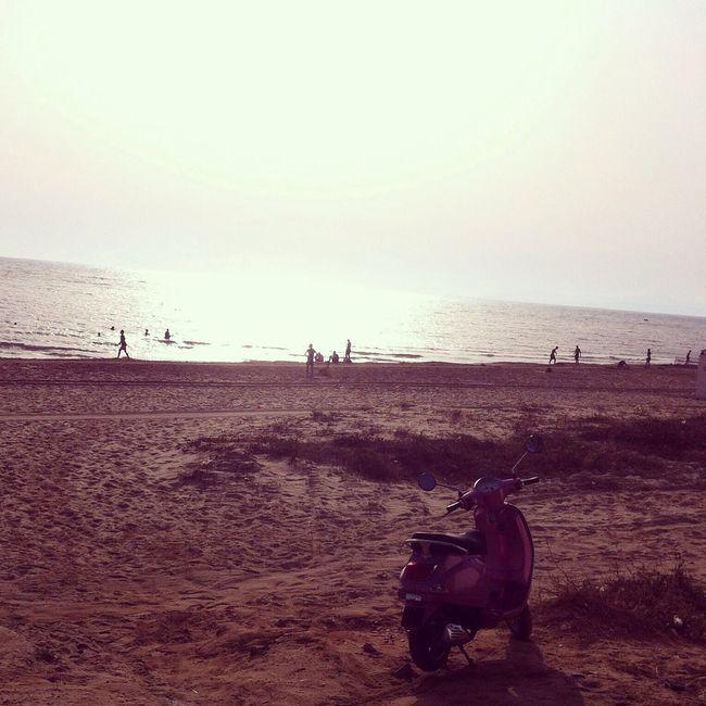 Enjoying the sea ! Summer ??