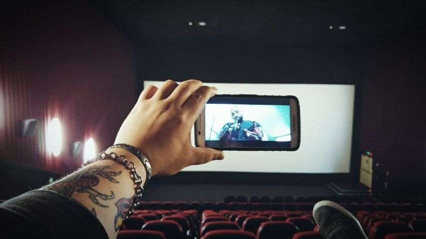 Showtime! Cinema Ciné MOVIE Movie Time Movienight Movietime  Pelicula!! Trailer Preview Showing Imperfection Human Meets Technology TakeoverContrast Mobile Conversations