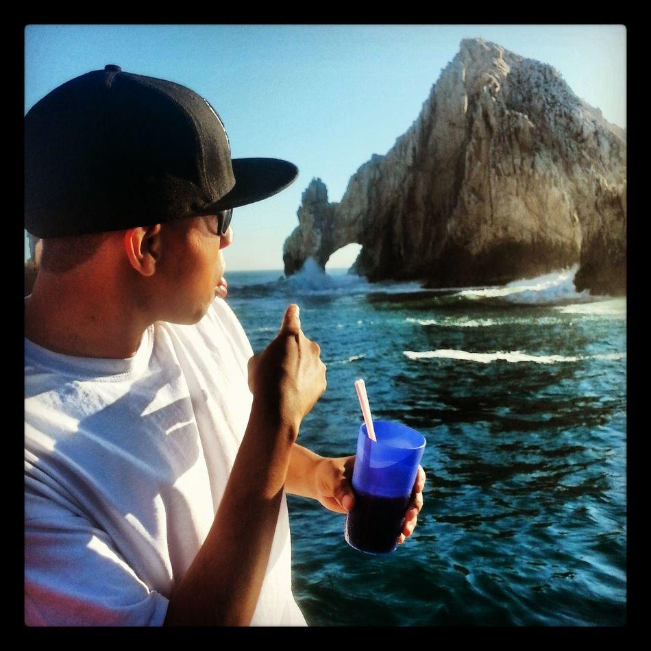 Booze Cruise! Cabo San Lucas Taking Photos Me