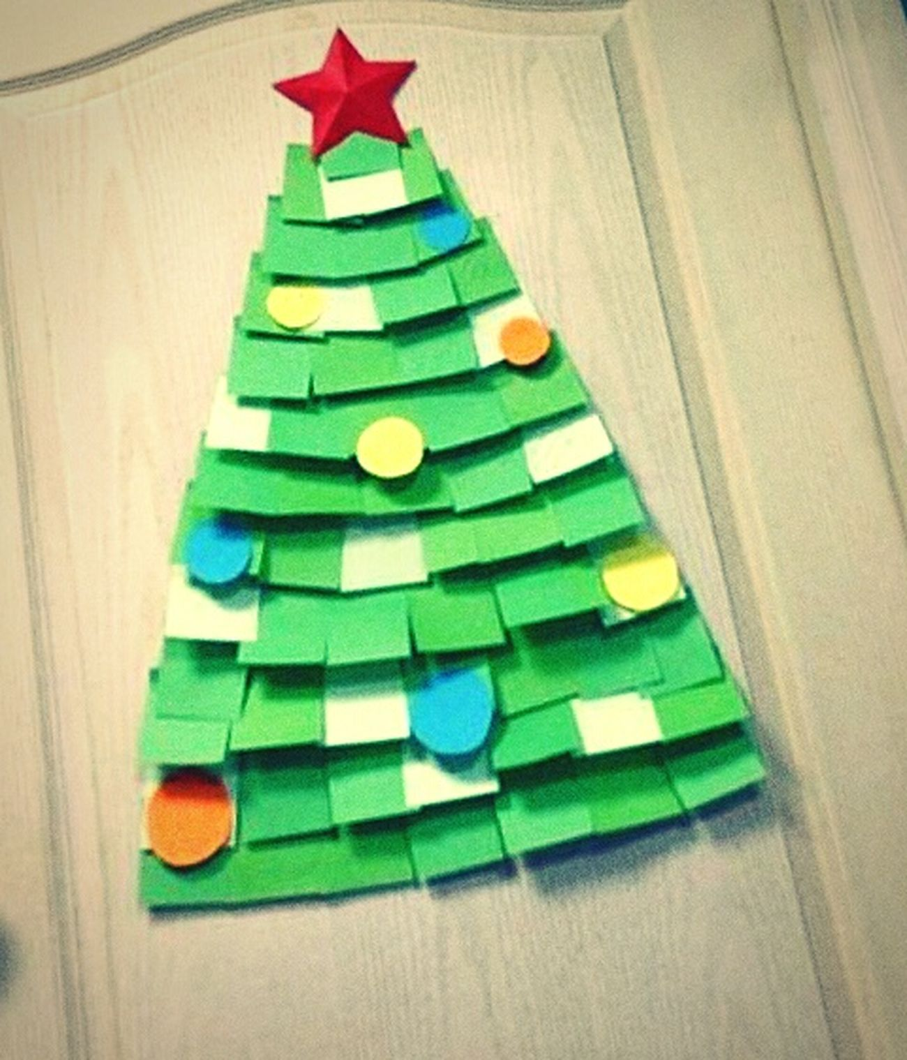 Christmas Tree in the door First Eyeem Photo