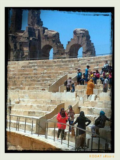 El Jem Coliseum El Jem Tunisia