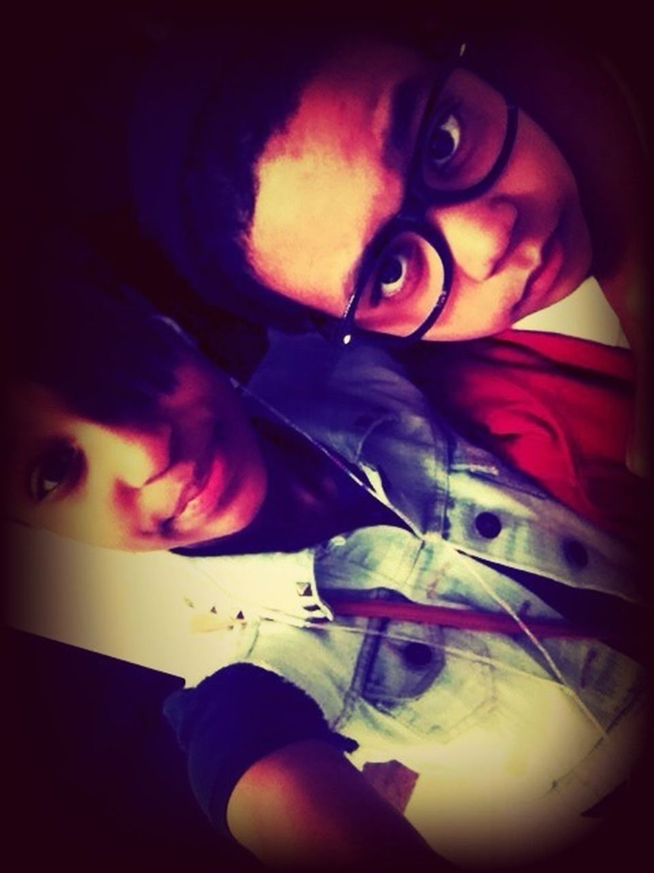 Me & My Favorite Cousin