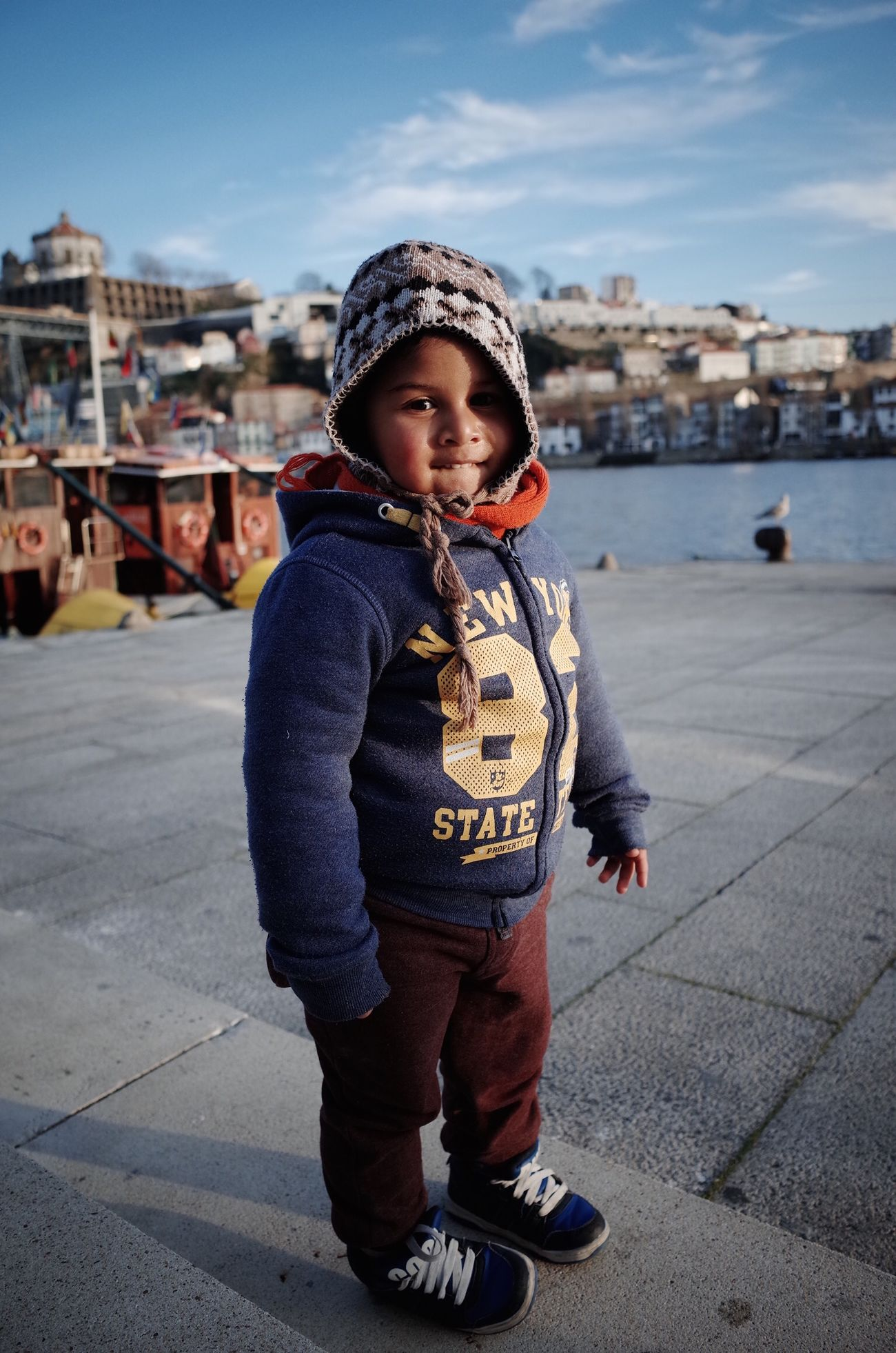 Porto Babyboy Douro  Ricoh Gr