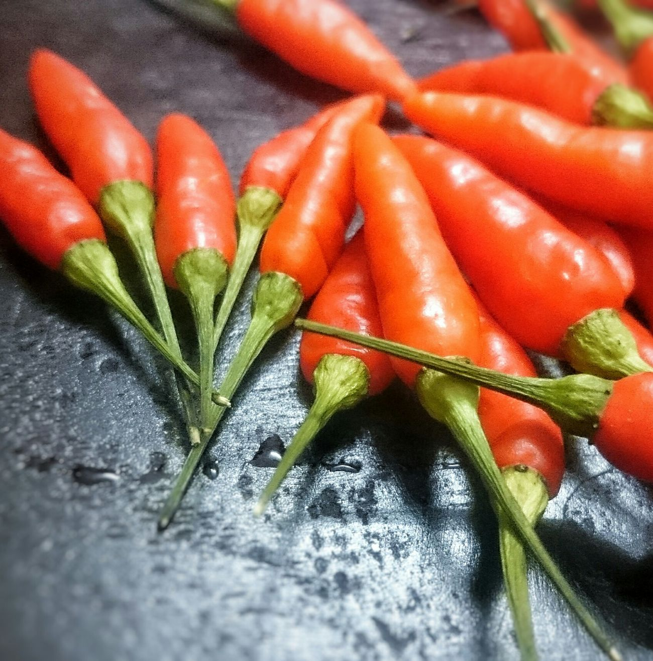 The Chilies Chilies Healthy Eating Indoors  No People Food Red Freshness Colorful Colour Of Life