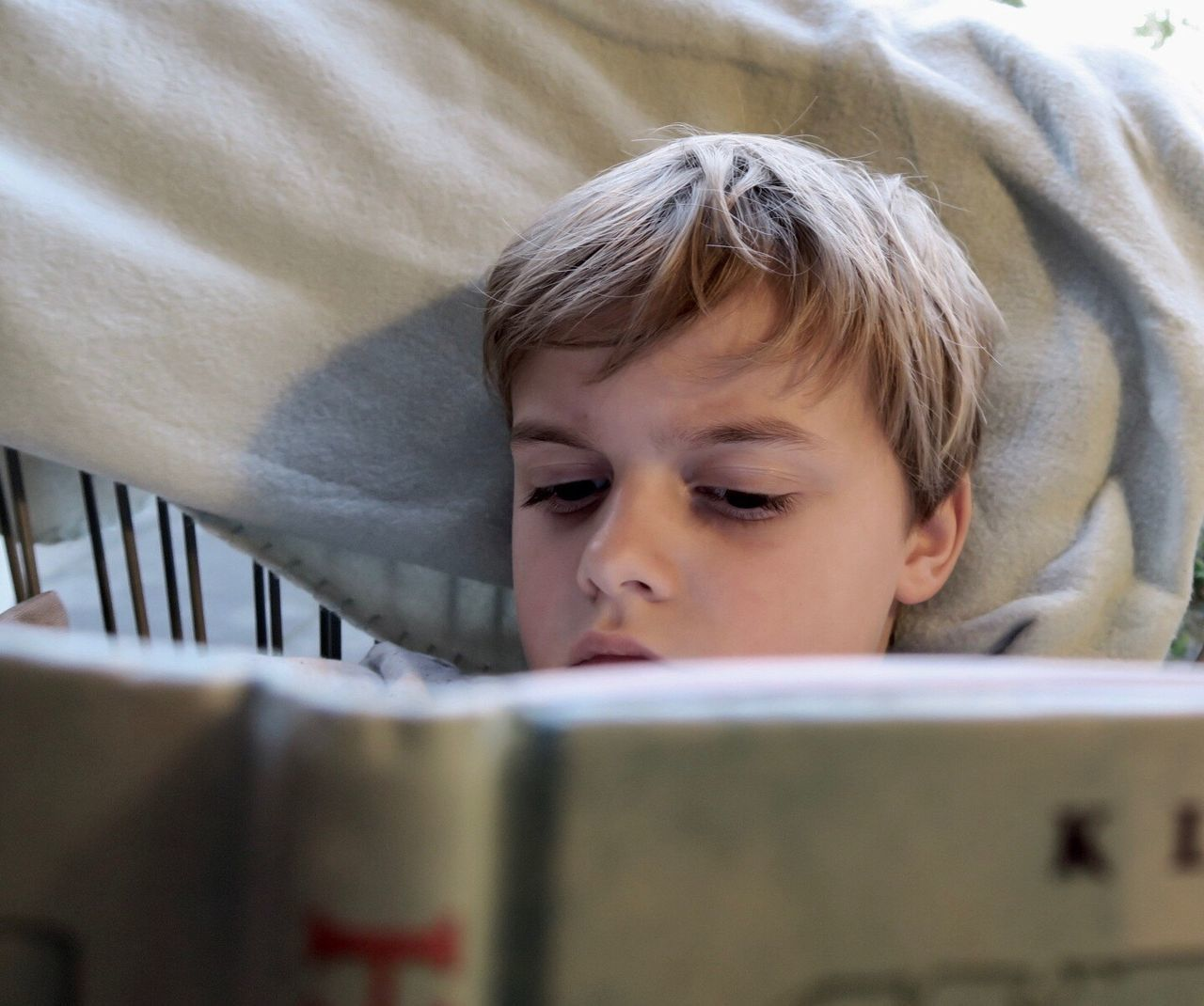 Reading Books Child Childhood Important Inthemoment Close-up Dof