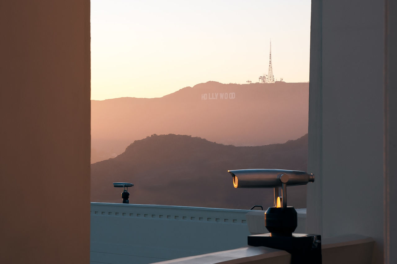 Beautiful stock photos of los angeles, mountain, sunset, no people, indoors