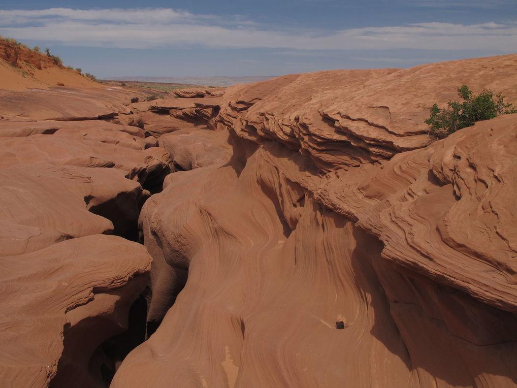 Desert Extreme Terrain Geology Landscape Natural Pattern Nature Rock Formation