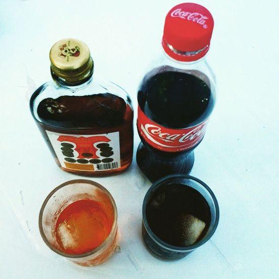 Rumcoke Saturdays Tanduay Rum Cocacola