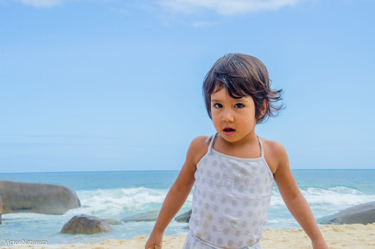Nature Beach Child Water Summer Brasil Vitaonatureza Documentary Brazil Victornatureza Travel Destinations Paraty Paz Nature
