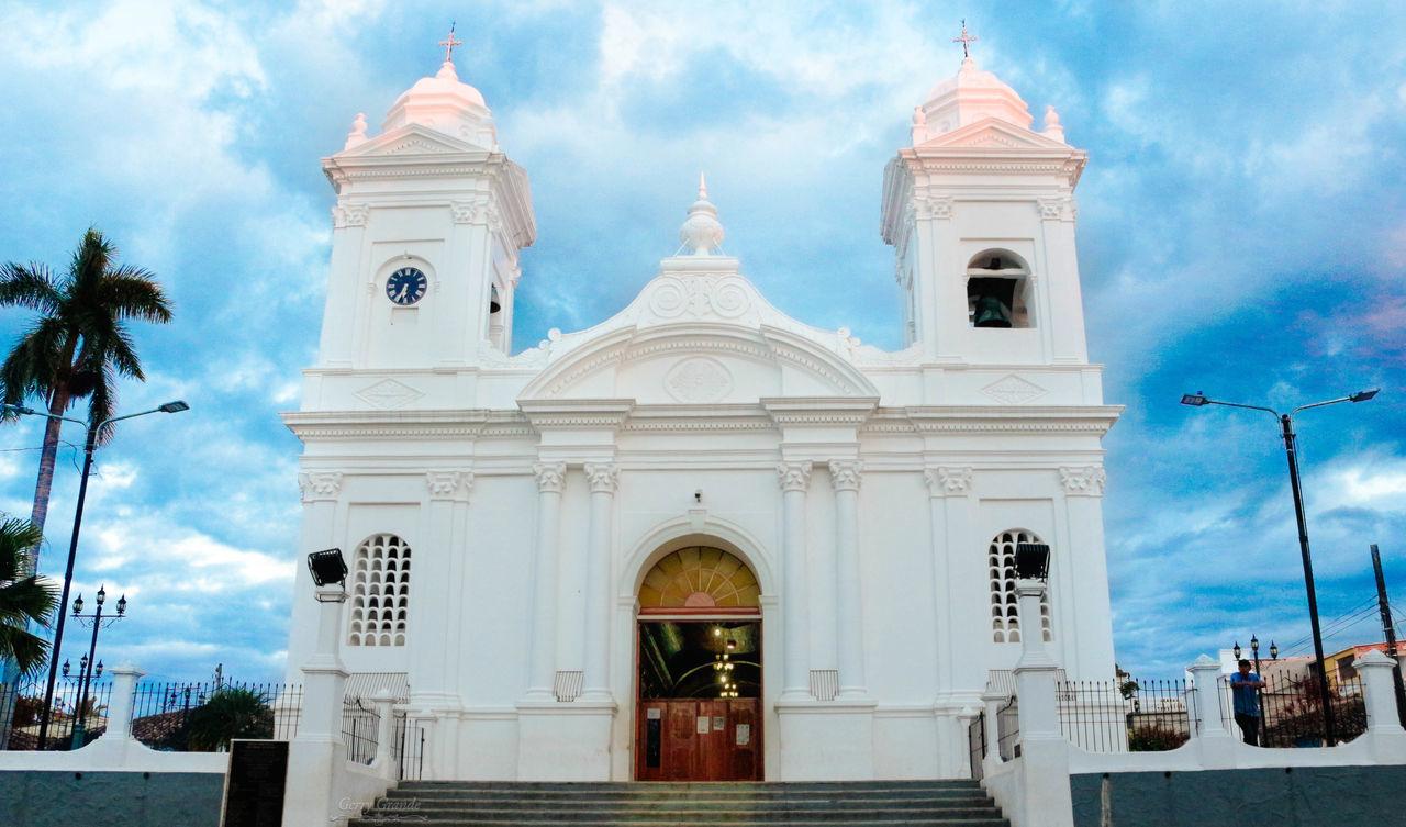 Arcangel Gary Lemuz Iglesia San Miguel Ilobasco Parroquia San Miguel