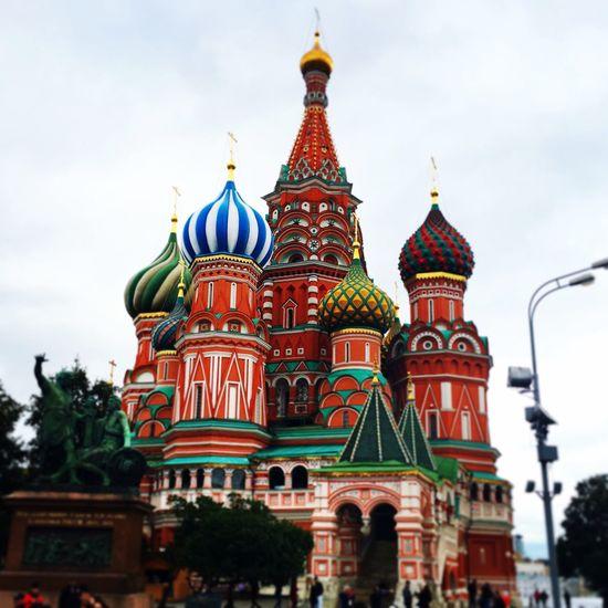 모스크바 바실리 성당 Architecture Moscow St Basil's Cathedral First Eyeem Photo
