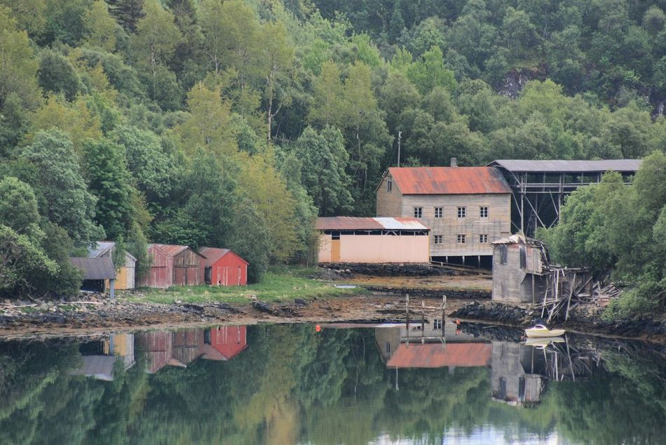 Way back. Nature Landscape Reflection EyeEm Best Shots Eye4photography  Showcase April Norway Architecture Rural Enjoying Life Fortheloveoftrees Forest Melancholic Landscapes Check This Out