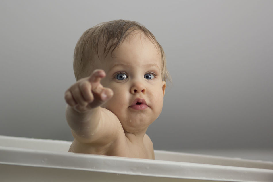 Beautiful stock photos of bad, domestic room, childhood, child, indoors