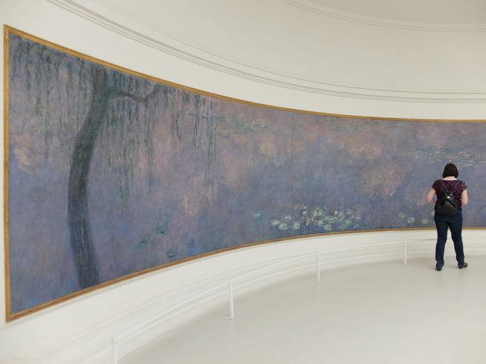 Orangerie Museum Impressionism Paris France