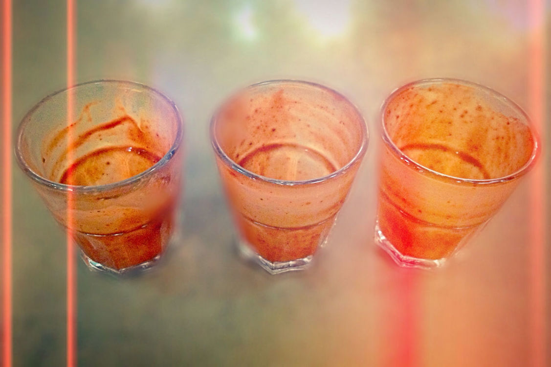 Three empty shots in Toronto by Aldo Pacheco