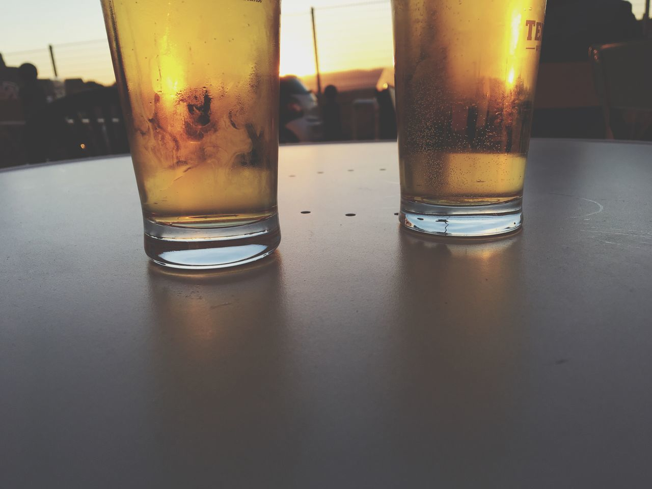 Cold Beer Drink Alcohol Refreshment Food And Drink Drinking Glass Table Close-up No People Indoors  Freshness Day