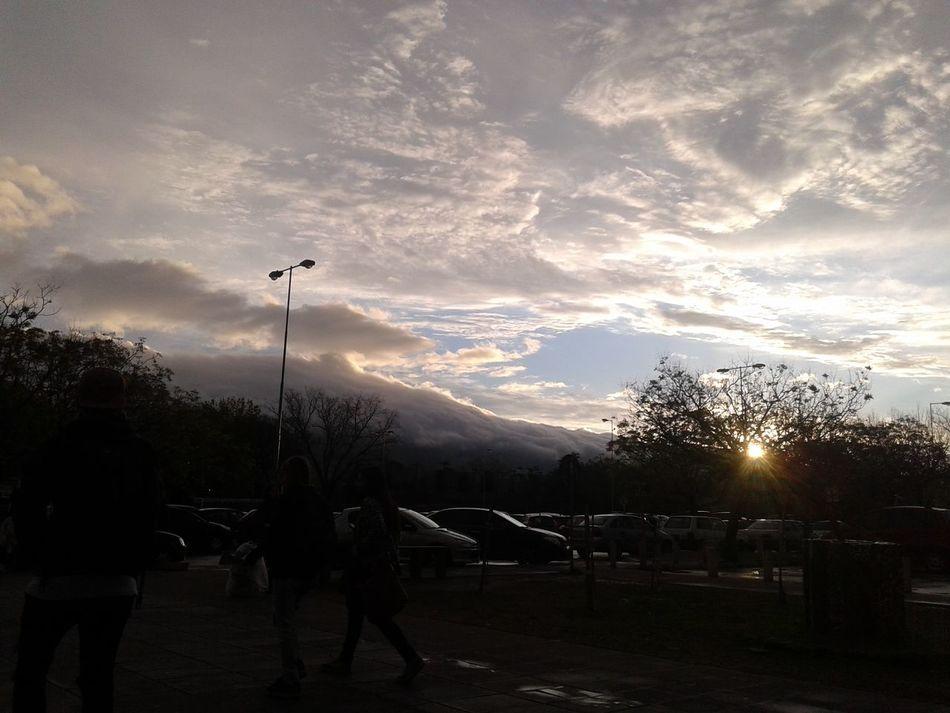 La calma antes de la tormenta ★ ~ Sky And Clouds Rainny Day Cloudy Day Beautiful Nature