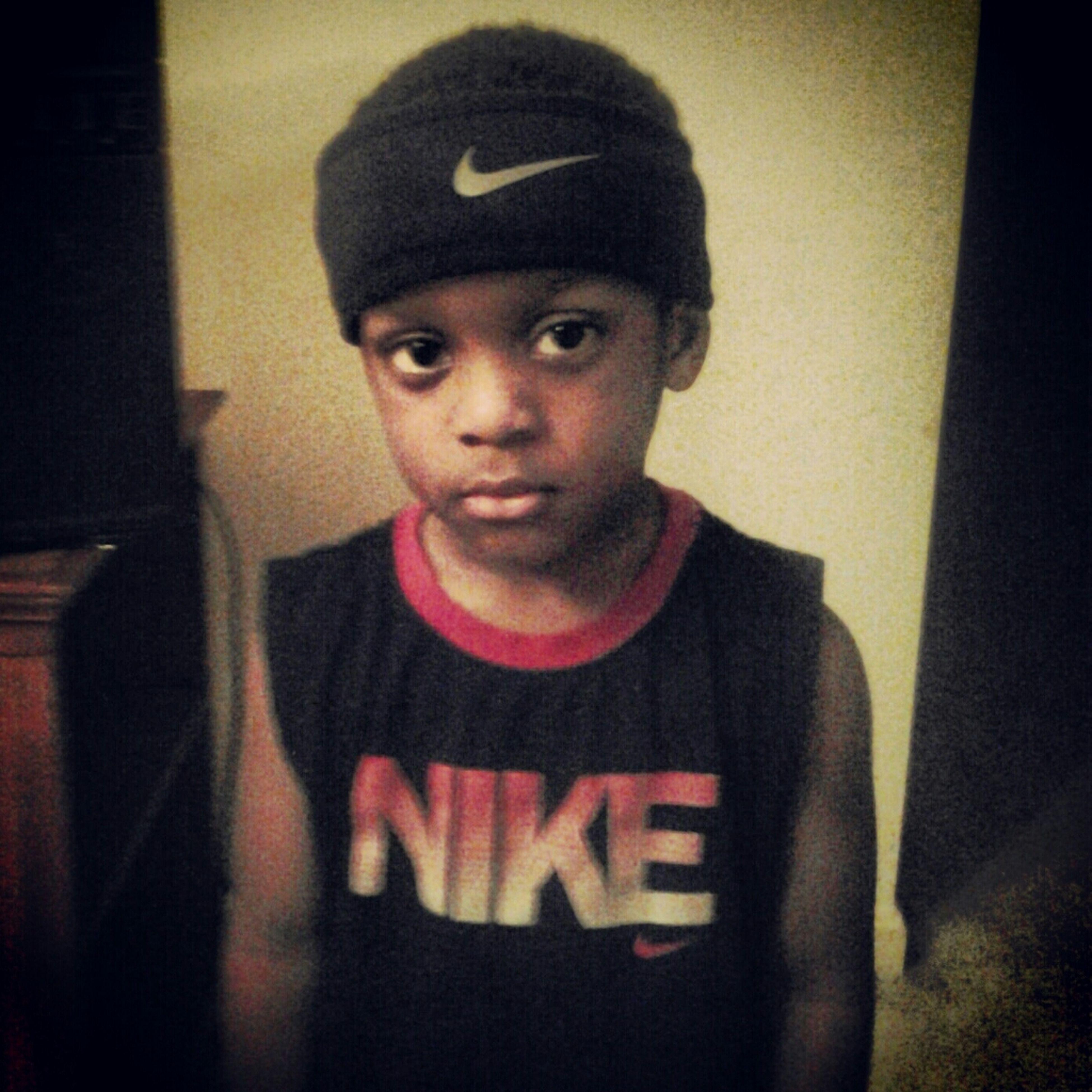 All He Wear Is #nike