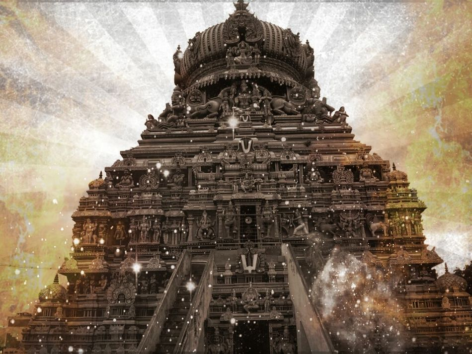 Temple Enjoying LifeMadhya Pradesh i took in india and made art Check This Out