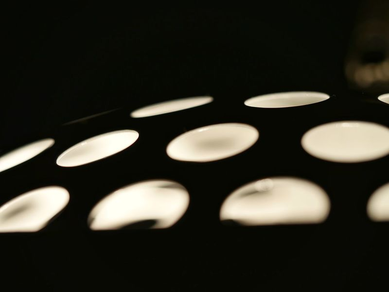 Black Background Electricity  Home Interior Backgrounds Circle Pattern Indoors  Macro Light Light And Shadow No People Close-up Black Background Taking Photos Exceptional Photographs The Week On EyeEm Check This Out EyeEm Best Shots