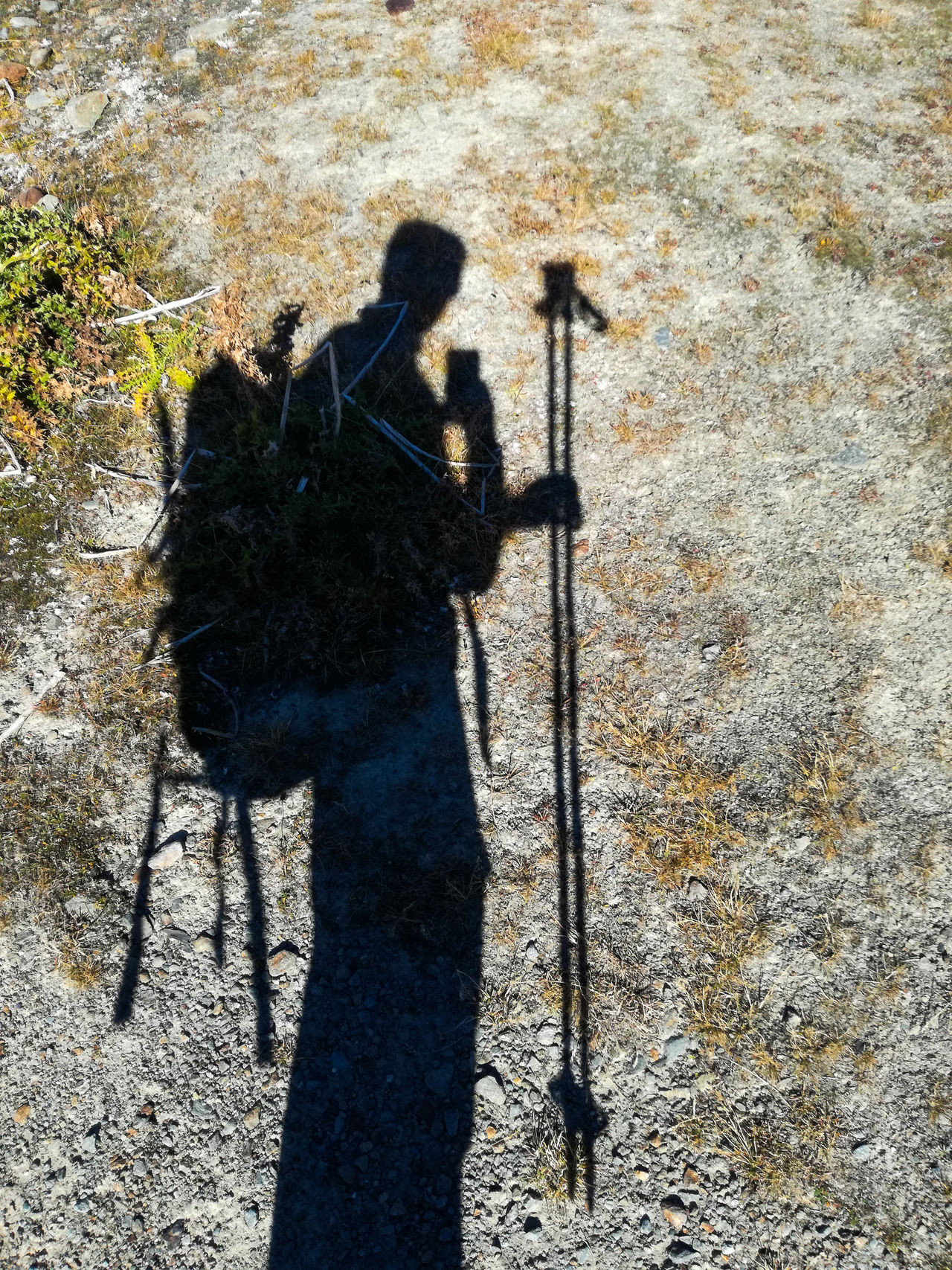 """""""Hiking<3"""" Adult Adults Only Day Equipment Focus On Shadow Hiking Hikingadventures Jazz Music Men Occupation One Man Only One Person Only Men Outdoor Outdoors People Performance Playing Real People Shadow Shadowplay Shadows & Lights Silhouette Sport Standing"""