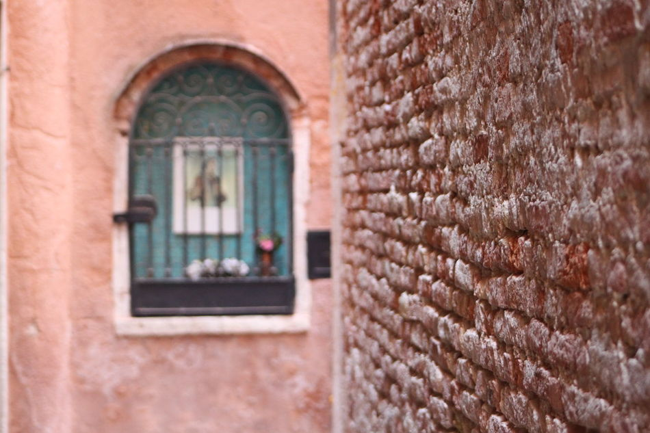 Arch Architecture Brick Wall Building Building Exterior Built Structure Close-up Closed Day No People Outdoors Window