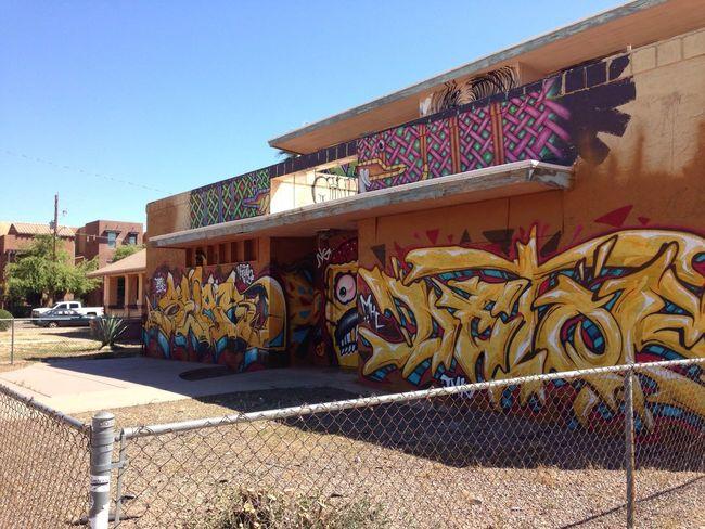 Grafitti Hit Up Cans KrylonTaking Photos
