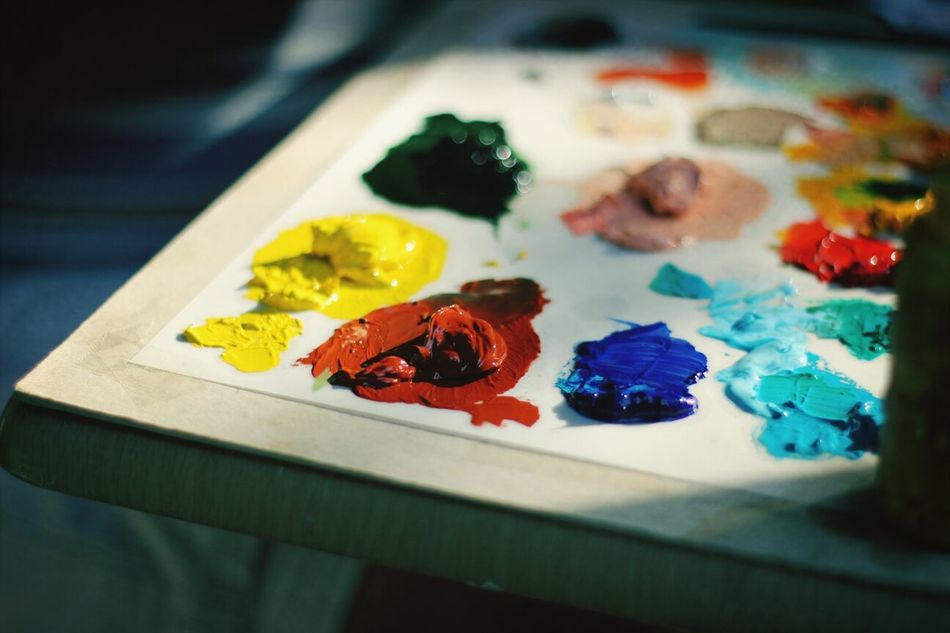 Beautiful stock photos of drawings, Absence, Art, Close-Up, Colorful
