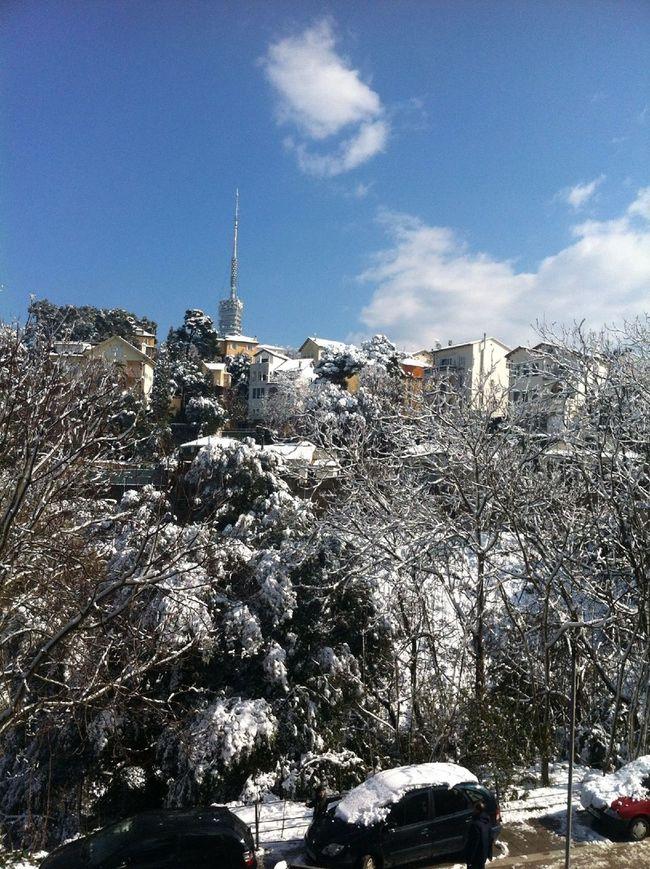 Snow... Bcn