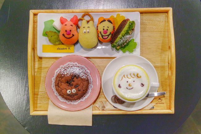 디저트알 Koreancafe Busan,Korea
