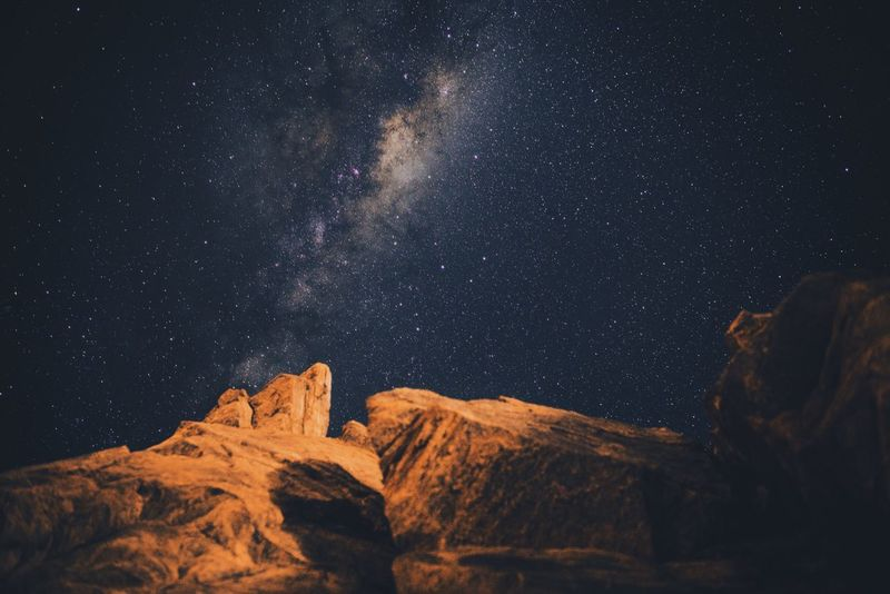 Starry skies above northen South Africa. Starsky Stars Astrophotography Astro Long Exposure Explore Southafrica Africa