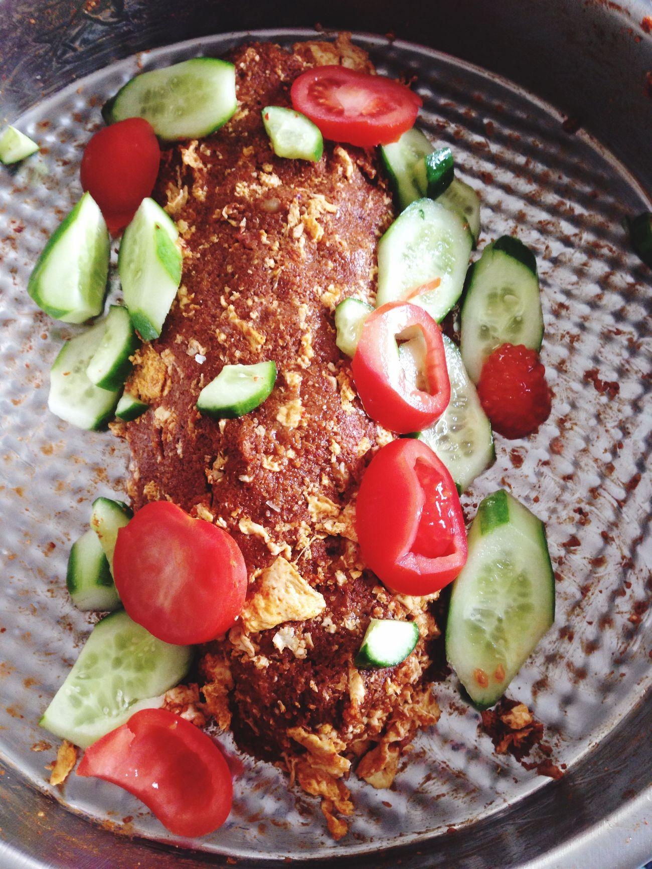 Cigkofte Yumurtalı Köfte Urfa Şanlıurfa şanlıurfa Yemek Kültürü