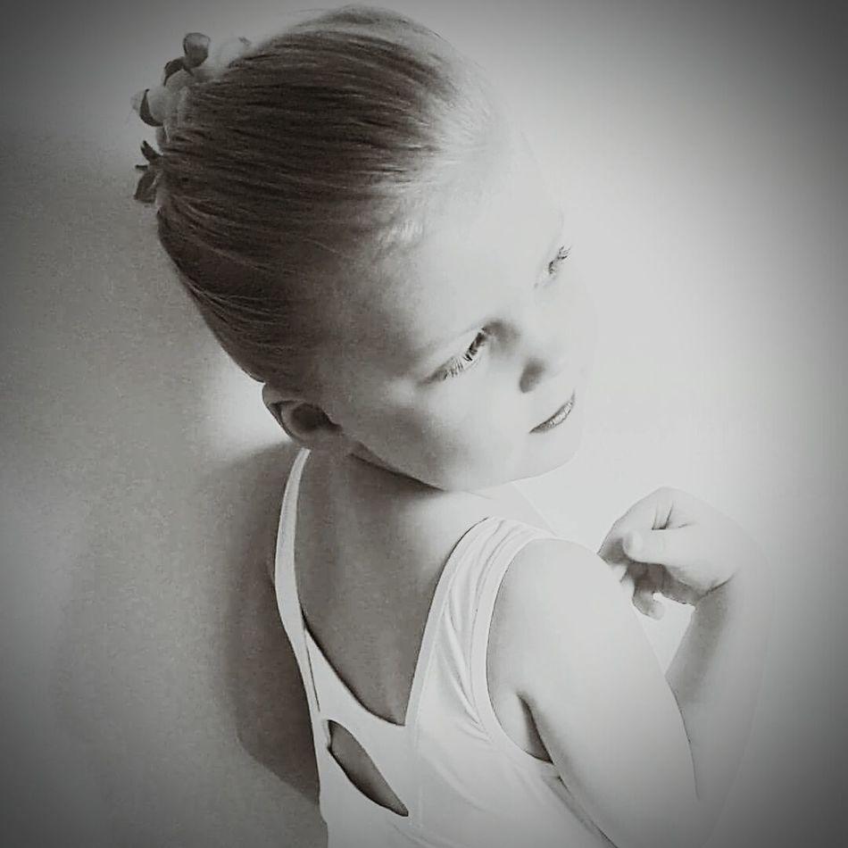 Ready for ballet Ballarina Ballet Dancer Daughter Childhood Portrait Ballet Recital Dancer Hair Up Hair Bun EyeEmNewHere