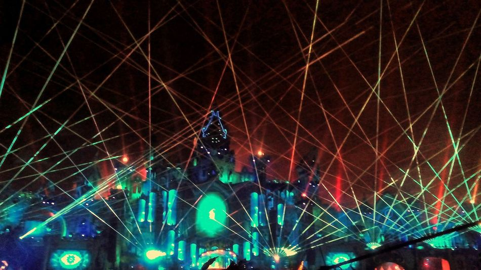 Electronic Music Shots Tomorrowland Lasers Mainstage Tomorrowland2015 Festival Electronic Music