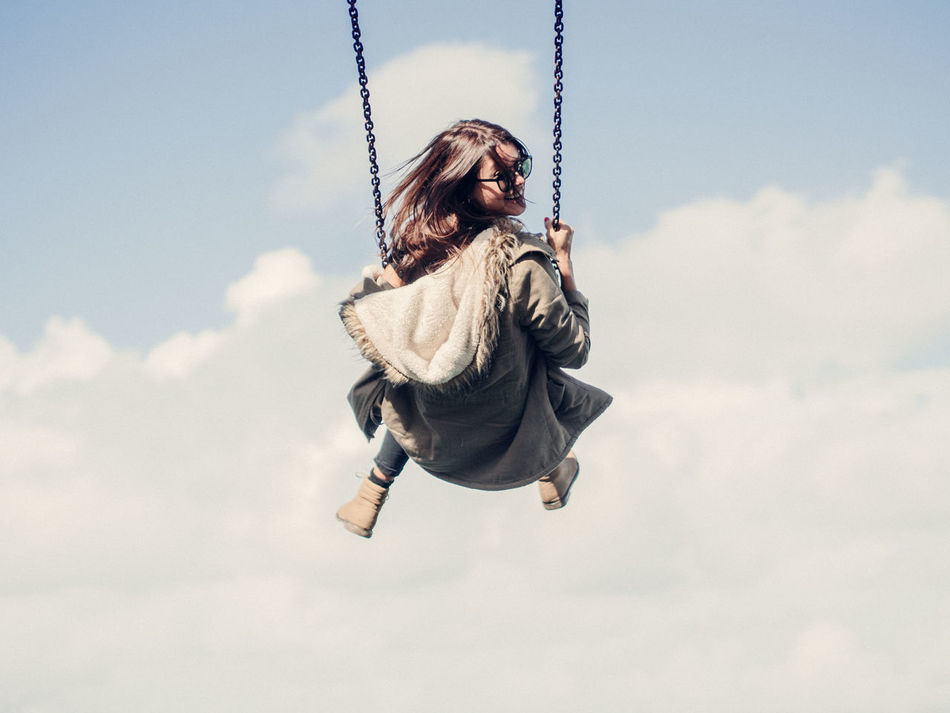 Beautiful stock photos of cloud, Casual Clothing, Chain, Cloud - Sky, Cloudy