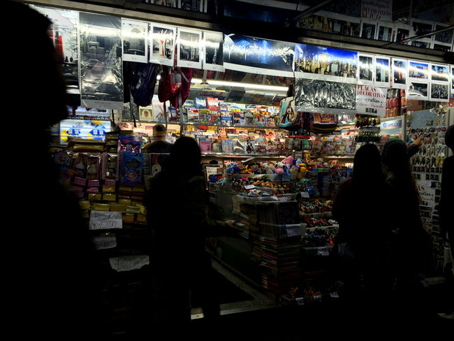 Avenida Paulista Books Cities At Night City City Life City Street Group Of People Illuminated Lifestyles Magazine Market Newspaper Newspaper Stand Night Night Photography Nightlife Nightphotography Store Toys