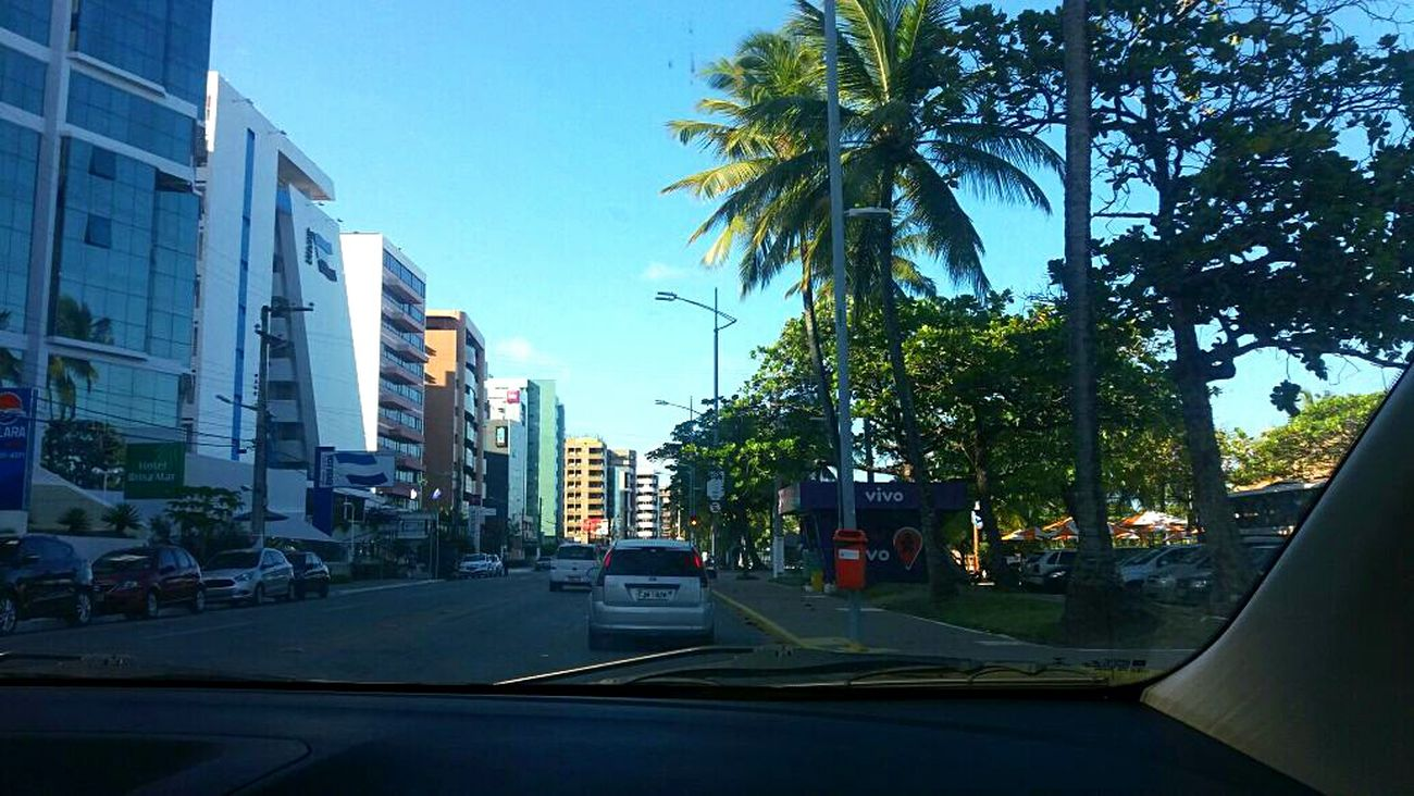 Maceió City Peace ✌ Tourism Favorite City