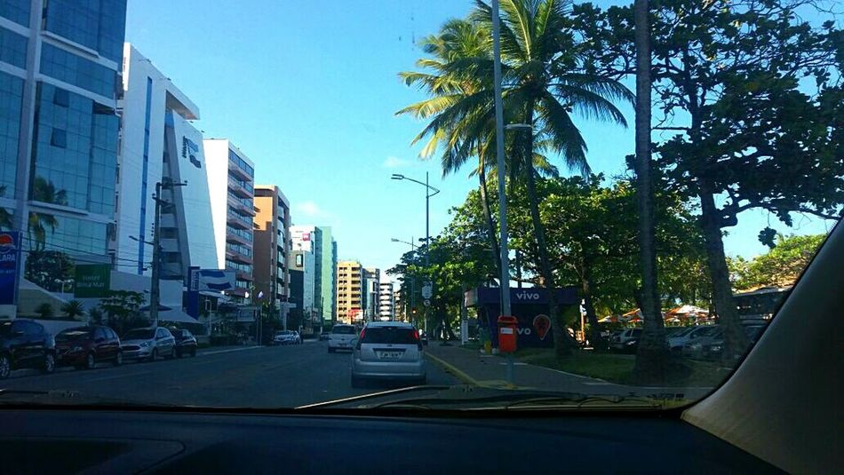 Maceió City Peace ✌ Tourism Favorite City