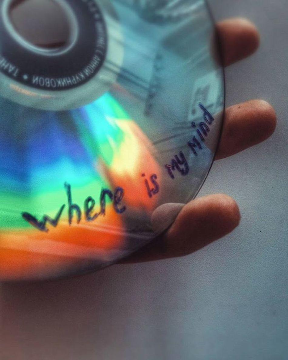 Where is my mind🌈 ❓ Vscocam Rainbow Placebo Whereismymind