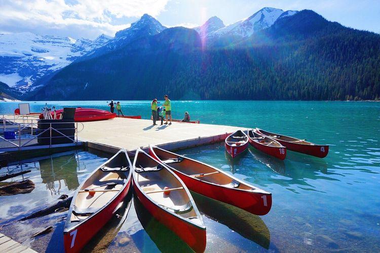 Lake Lakelouise Banff National Park  Banff  National Park Canada Nationalparks Alberta Alberta Canada Nationalpark Banffnationalpark Banff, Alberta