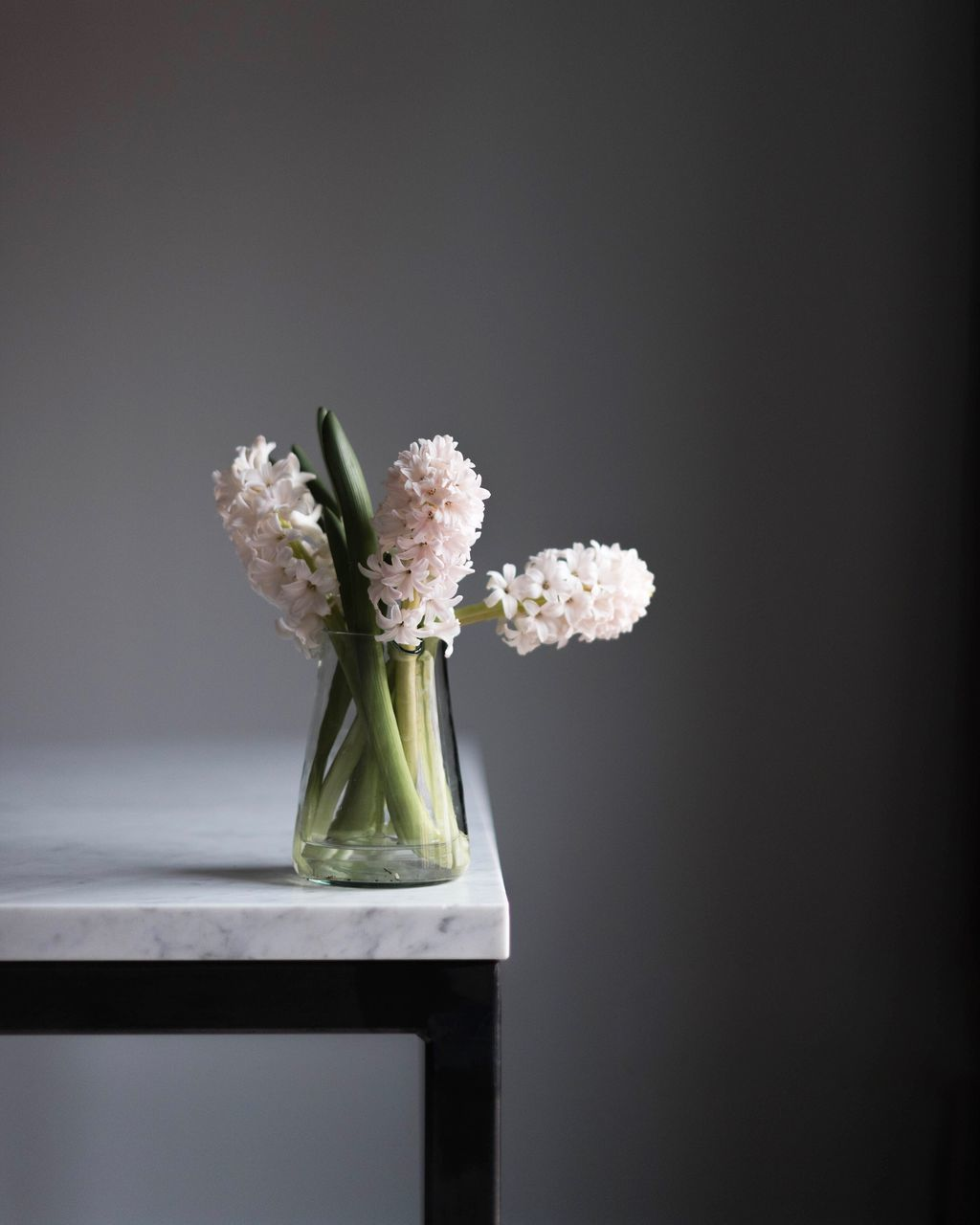 flower, vase, still life, white color, bouquet, no people, table, indoors, studio shot, flower head, freshness, home interior, close-up, fragility, nature, day
