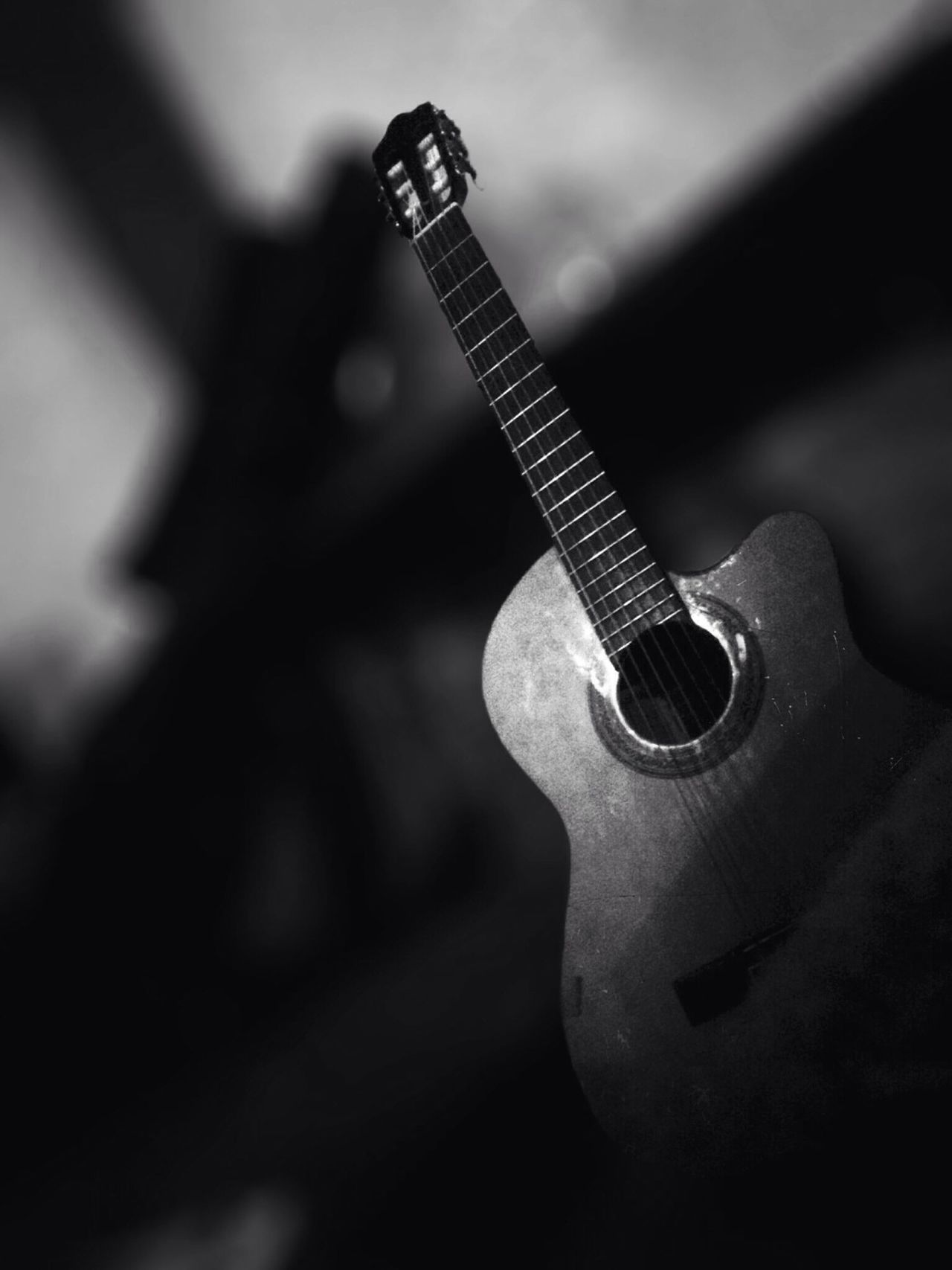 Beautiful stock photos of guitar, Acoustic Guitar, Arts Culture And Entertainment, Guitar, Home Interior